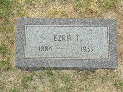 Ezra T. Bates