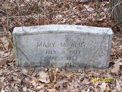 Mary Magdalene <i>Austin</i> Aliff