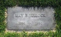 May E Bullock