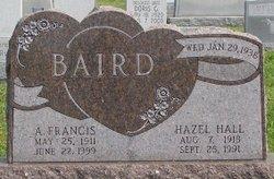 Hazel Mae <i>Hall</i> Baird