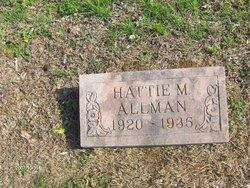 Hattie M. Allman