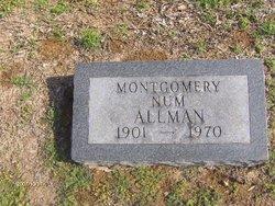 Montgomery Num Allman