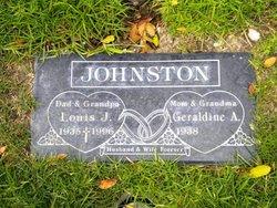 Louis J. Johnston