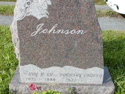 Dorothy <i>Swasey</i> Johnson