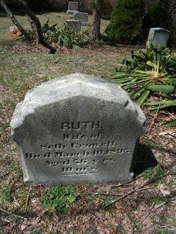 Ruth <i>Soule</i> Crowell