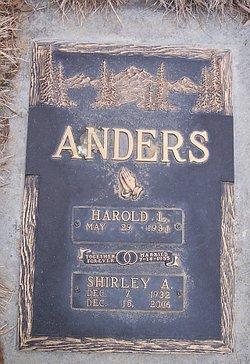 Harold L Anders