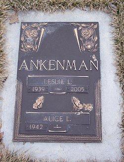 Leslie L Ankenman