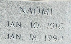 Naomi <i>Hale</i> Baldwin