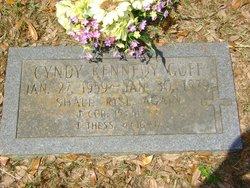 Cynthia Marie Cyndy <i>Kennedy</i> Goff
