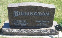 Naomie Ernestine <i>Van Valin</i> Billington