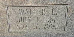Walter Ervin Baggett