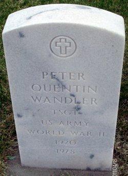 Peter Quentin Wandler