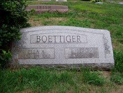 Ella A. <i>Durkin</i> Boettiger