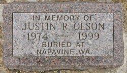 Justin R. Olson