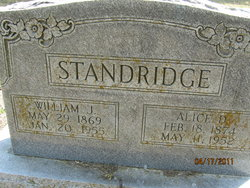 Alice D. Standridge
