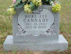 Murl Lee Cannady