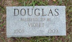 Violet Douglas