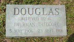 Thurman Theodore Douglas