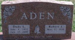 Robert James Aden
