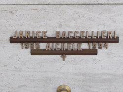 Janice Maryann <i>Baccellieri</i> Aichele