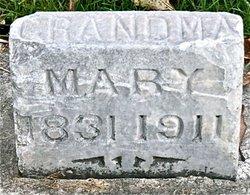 Mary <i>Peasland</i> Bryan