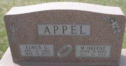Mae Helene <i>Clark</i> Appel