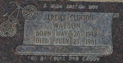 Jeremy Clinton Watson