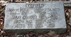 Robert Peele Coffield