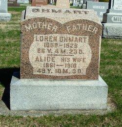 Alice <i>Showalter</i> Ohmart