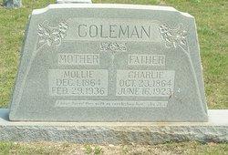 Charlie Benjamin Coleman