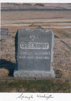 Emily <i>Richmond</i> Greenaway
