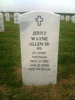 Jerry W. Allen, Sr