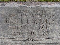 Hazel Lola Horton