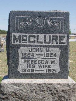 Rebecca Miranda <i>Whisennand</i> McClure