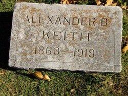 Alexander B Keith