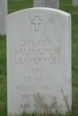 Stuart Arlington Leaverton