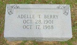 Adelle <i>Thrailkill</i> Berry
