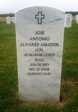Jose Antonio Alvarez-Amador