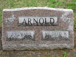 Mildred H Arnold