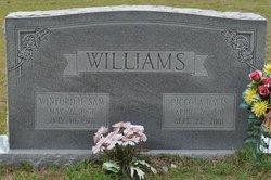Winford Heyward Sam Williams