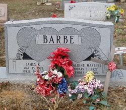 James Kirby Barbe
