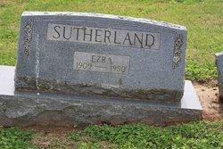 Ezra Sutherland