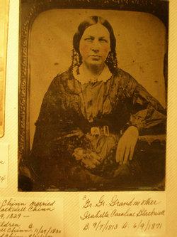 Isabella Caroline <i>Blackwell</i> Chinn