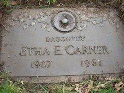 Etha E. Carner