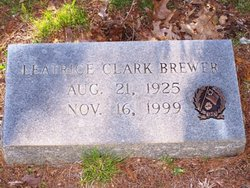 Leatrice Flay <i>Clark</i> Brewer