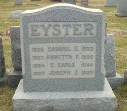 Annetta F Eyster