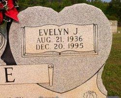 Evelyn <i>Jarrett</i> Lee