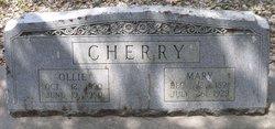 Eugene Oliver Ollie Cherry