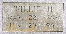 Willie Henrietta <i>Shivers</i> Cherry