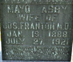 Mayo <i>Asby</i> Frantom